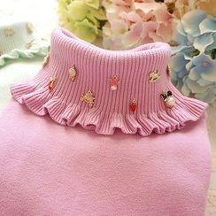 Cobblestone - Charm-Accent Sweater