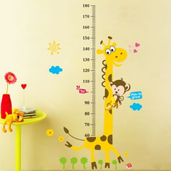 LESIGN - Height Chart  Wall Stickers