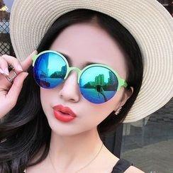 OJOS - Half-Frame Sunglasses