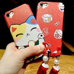 Heptacolor - Cat Mobile Case - iPhone 7 / 7 Plus / 6s / 6s Plus