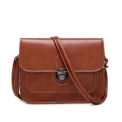LineShow - Flap Shoulder Bag