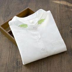 幾米寶兒 - 刺繡襯衫