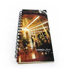 Vlashor - Merry Goes Around Notebook