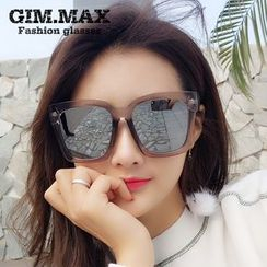 GIMMAX Glasses - Mirrored Retro Sunglasses
