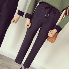 OYANA - Drawstring Pants