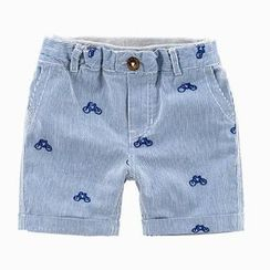 Kido - Kids Bike Print Shorts