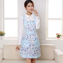 Yulu - 印花圍裙