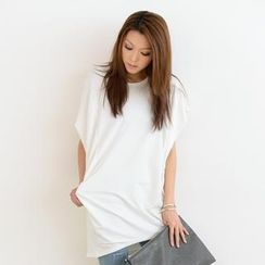 SO Central - Plain Oversized Top