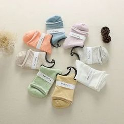 Mushi - Plain Socks