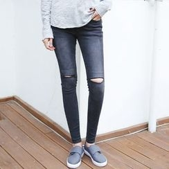 Envy Look - Washed Skinny Jeans