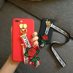 Casei Colour - Strap Case for iPhone 6 / 6 Plus / 7 / 7 Plus
