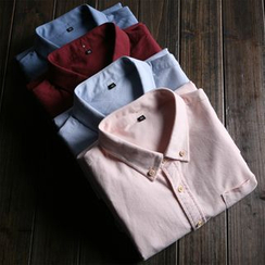 Belinsky - Plain Long-Sleeve Shirt