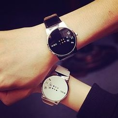 Modern Era - Couple Matching Bracelet Watch