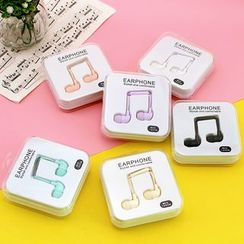 Coco Store - Plain Earphone