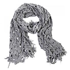 deepstyle - Distressed Scarf