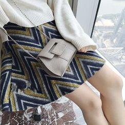 Lamia - Flap Crossbody Bag