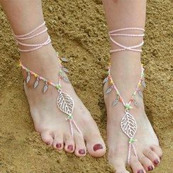 Seirios - Charm-Accent Anklet