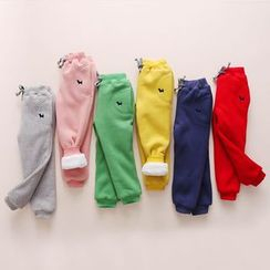 Seashells Kids - Kids Fleece Lined Sweatpants
