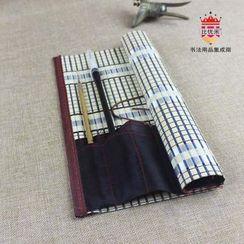 Byomi Art Supplies - Roll Pen Case