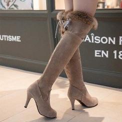 Carnival Beast - 过膝长靴