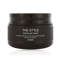 VONIN - The Style Shaving Gel Cream 120ml