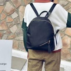 Seok - Plain Backpack