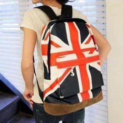 Miss Sweety - Union Jack Backpack