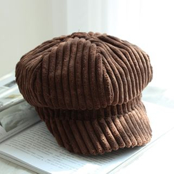 EVEN - Corduroy Baker Boy Cap