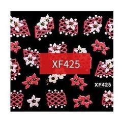 Maychao - Nail Sticker (XF425)