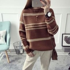 Qimi - Striped Sweater
