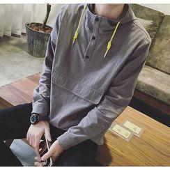 优凡士品 - 抽绳口袋连帽衫