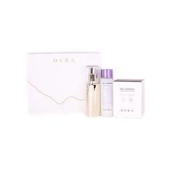 HERA - Oil Serum Magic Formula Special Set: Oil Serum Formula 40ml + Cell Essence 50ml + Cell Essence Facial Care Cotton 30pcs