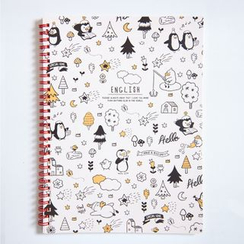 CatShow - Printed Notebook (M)