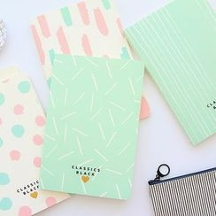 CatShow - Printed Notebook (S)