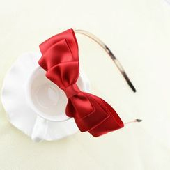 HABI - Kids Bow Hair Tie
