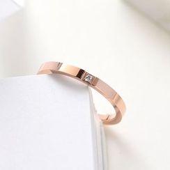 MOMENT OF LOVE - Rhinestone Ring
