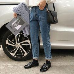 Dute - Straight Cut Jeans