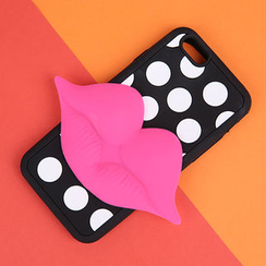 chuu - Lips Silicon iPhone 6/6 Plus Case