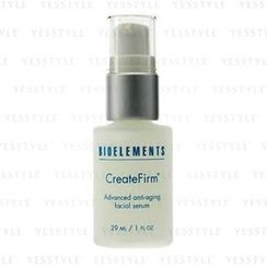 Bioelements - CreateFirm - Advanced Anti-Aging Facial Serum (For Very Dry, Dry, Combination, Oily Skin Types)
