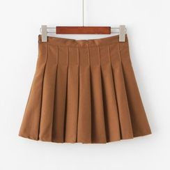 moripick - Pleated Skirt