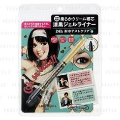 BCL - Makemania Data Pencil Gel Eyeliner (Black)