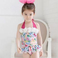 Rachel Swimwear - Kids Floral Swimsuit