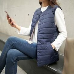 CLICK - Quilted Padded Vest
