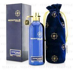 Montale - Chypre Vanille Eau De Parfum Spray