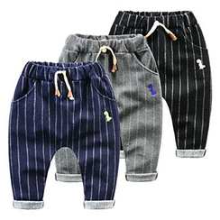 Kido - 小童条纹裤