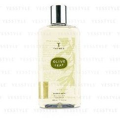 Thymes - Olive Leaf Bubble Bath