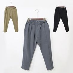 Mr. Cai - Slim-Fit Pants