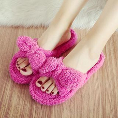 SouthBay Shoes - Coral Fleece Slippers