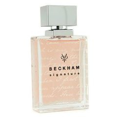 David Beckham - Signature Story For Her Eau De Toilette Spray