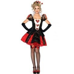 Whitsy - Queen of Hearts Party Costume